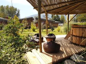 . Refugio Rural Majadas Hostal-spa