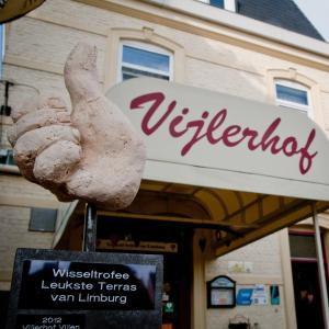 Hotel Restaurant Vijlerhof, Hotely  Vijlen - big - 16