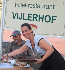 Hotel Restaurant Vijlerhof, Hotely  Vijlen - big - 9