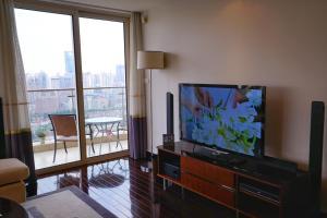 Lanson Place Jinlin Tiandi Residence Shanghai, Aparthotels  Shanghai - big - 2