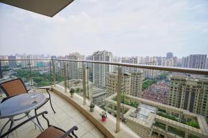 Lanson Place Jinlin Tiandi Residence Shanghai, Aparthotels  Shanghai - big - 21