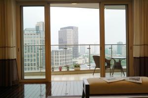 Lanson Place Jinlin Tiandi Residence Shanghai, Aparthotels  Shanghai - big - 47