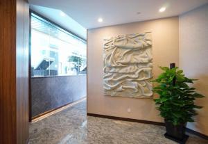 Lanson Place Jinlin Tiandi Residence Shanghai, Aparthotels  Shanghai - big - 48