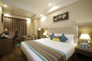 Golden Tulip Suites Gurgaon, Aparthotels  Gurgaon - big - 2