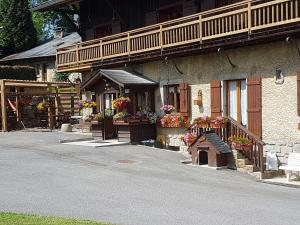 La ferme du Mont-Blanc - Accommodation - Combloux