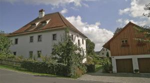 Ferienwohnung Alter Pfarrhof - Kleinbüchlberg