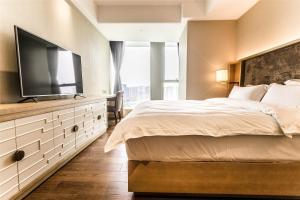 Gelade Service Apartment, Appartamenti  Chengdu - big - 92