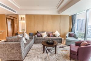 Gelade Service Apartment, Appartamenti  Chengdu - big - 107