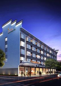 Tongxiang Wuzhen Shangjin Hotel, Hotels  Wujiaqiao - big - 24