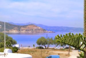 Spiros, Апарт-отели  Наксос - big - 19
