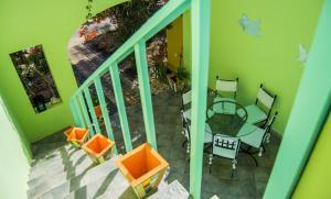 Ca' Mary with pool, Apartmanok  Santa Maria - big - 24
