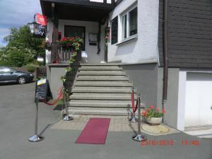 Gasthof Haus Hubertus, Penzióny  Winterberg - big - 10