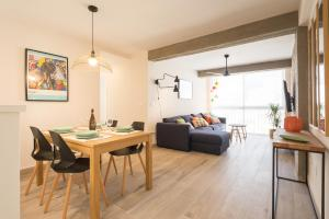 MalagaSuite City Center Enriqueta, Apartmanok  Málaga - big - 1