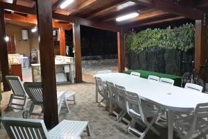 Villa Cala Azzurra con accesso privato alla caletta cala azzurra, Villas  Scopello - big - 28