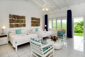 Plantation King or Double Room Montpelier Plantation & Beach