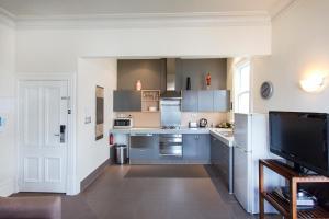 The Terrace Villas Serviced Apartments, Apartmanhotelek  Wellington - big - 21