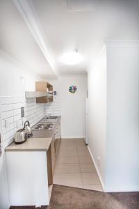 The Terrace Villas Serviced Apartments, Apartmanhotelek  Wellington - big - 4