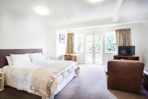 The Terrace Villas Serviced Apartments, Apartmanhotelek  Wellington - big - 7