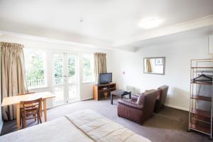 The Terrace Villas Serviced Apartments, Apartmanhotelek  Wellington - big - 8