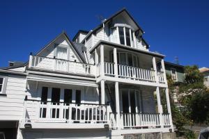 The Terrace Villas Serviced Apartments, Apartmanhotelek - Wellington