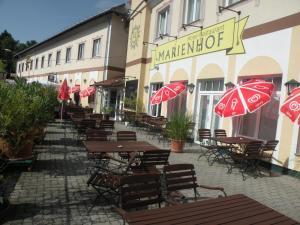 Hotel Restaurant Marienhof, Вена