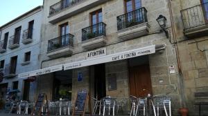 Pension a Fontiña - Parada