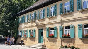 Gasthof Schiller bei Bamberg - Altendorf