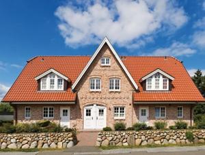 Landhaus Normannenweg App 1, Appartamenti - Wenningstedt