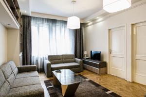 Apartment at Nagymező