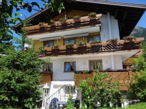 Ferienhotel Sonnenheim, Aparthotels  Oberstdorf - big - 49