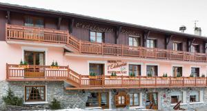 Edelweiss - Hotel - Saint Martin de Belleville