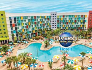 Family Suites at Universal's Cabana Bay Beach Resort