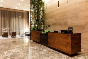 Hilton Garden Inn Merida, Szállodák  Mérida - big - 48