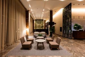 Hilton Garden Inn Merida, Szállodák  Mérida - big - 38