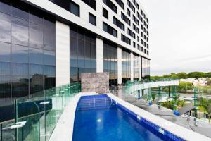 Hilton Garden Inn Merida, Szállodák  Mérida - big - 10