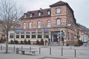 Hotel Starkenburger Hof - Einhausen