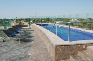 Hilton Garden Inn Merida, Szállodák  Mérida - big - 11