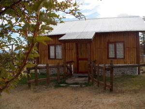 Accommodation in Río Pico