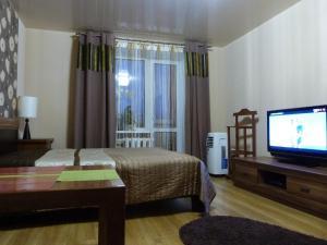 Budaunikou Ave, Апартаменты  Витебск - big - 17