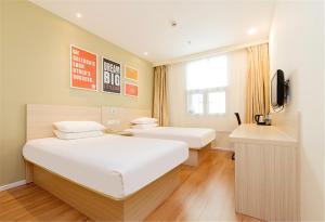 Hanting Hotel Bozhou Mengcheng, Szállodák  Csuangcsou - big - 60