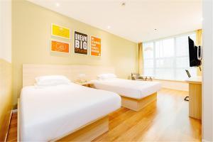 Hanting Hotel Bozhou Mengcheng, Szállodák  Csuangcsou - big - 48