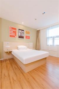 Hanting Hotel Bozhou Mengcheng, Szállodák  Csuangcsou - big - 42