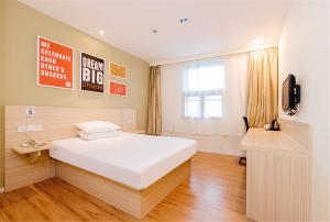 Hanting Hotel Bozhou Mengcheng, Szállodák  Csuangcsou - big - 41