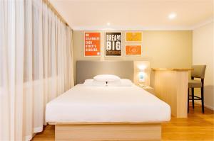 Hanting Hotel Bozhou Mengcheng, Szállodák  Csuangcsou - big - 38
