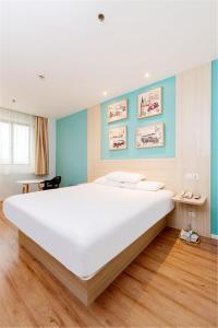 Hanting Hotel Bozhou Mengcheng, Szállodák  Csuangcsou - big - 32