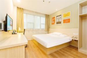 Hanting Hotel Bozhou Mengcheng, Szállodák  Csuangcsou - big - 25