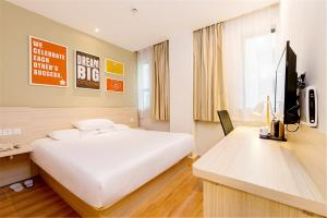 Hanting Hotel Bozhou Mengcheng, Szállodák  Csuangcsou - big - 23