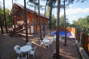 Guest house Usadba - Golubaya Bukhta