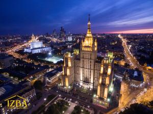 IZBA Kudrinskaya Tower - Mosca