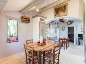 Le Figuier, Holiday homes  Maubec - big - 11